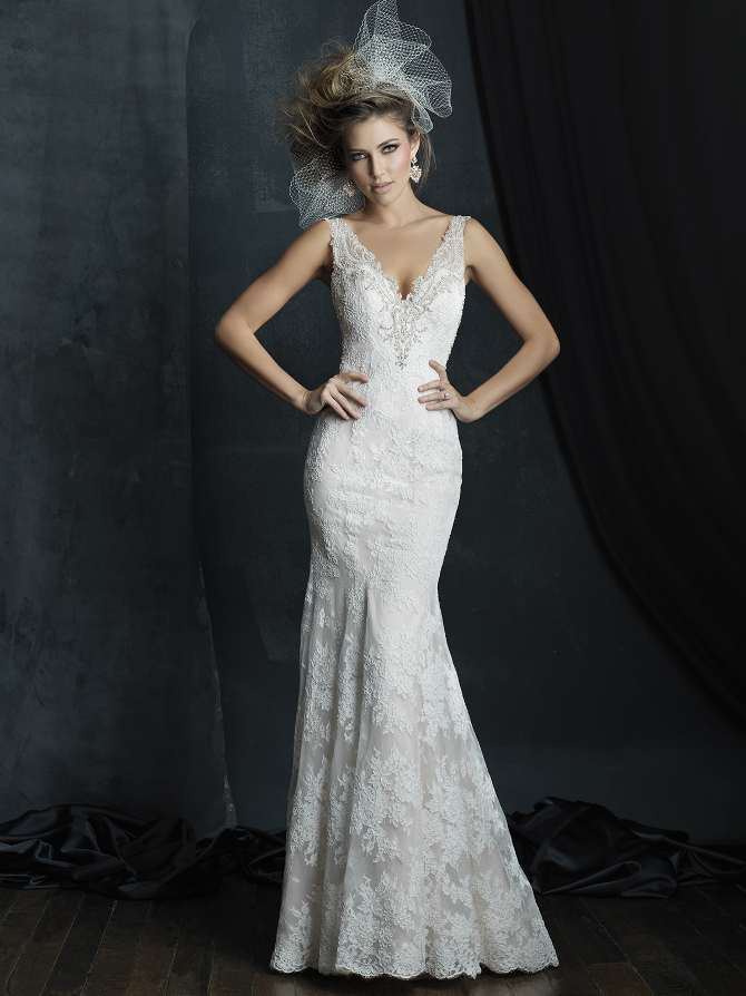 Celebrate Your Sensational Curves In Your Wedding Dress