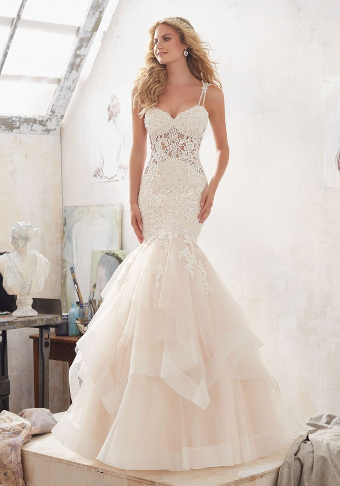 There's A Mori Lee Wedding Gown For Every Bride